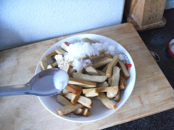 麻辣豆腐干怎么做