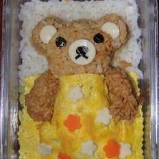 輕松熊咖喱飯