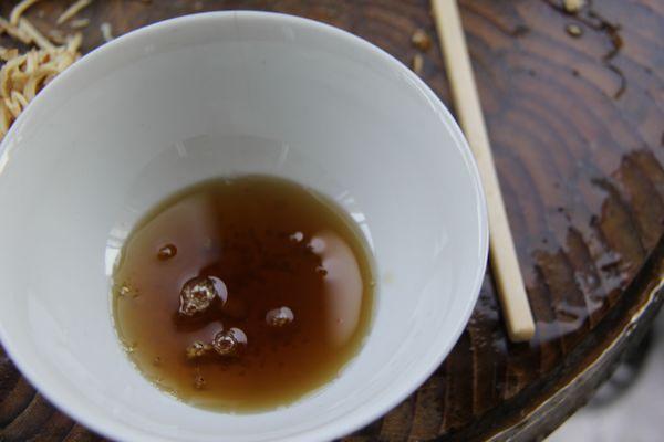 香菜花生米拌茶干怎么炒