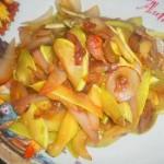 西葫蘆炒肉