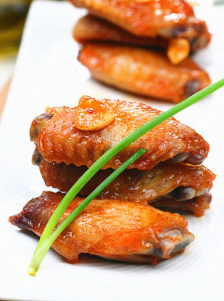 仔姜焗烤雞翅的做法