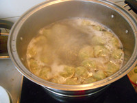 韭菜猪肉云吞怎么做