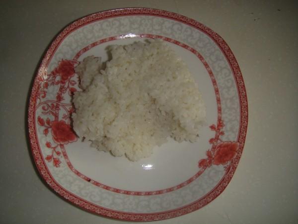 煎蛋酱牛肉炒饭的家常做法