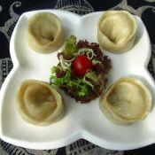 韩式泡菜蒸饺