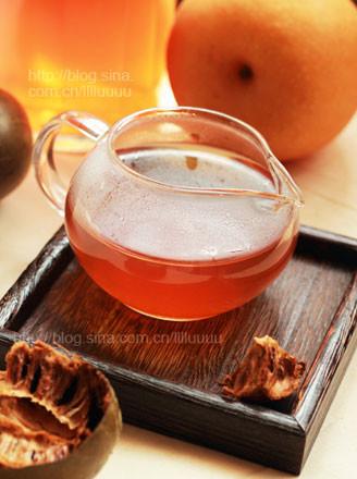 罗汉果水梨饮的做法