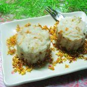 桂花米飯月餅
