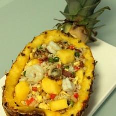 海鮮菠蘿飯
