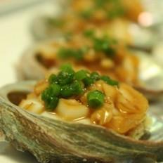 炖杂鱼怎么做好吃香葱耗油蒸鲍鱼的做法