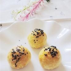 蘇式肉松月餅