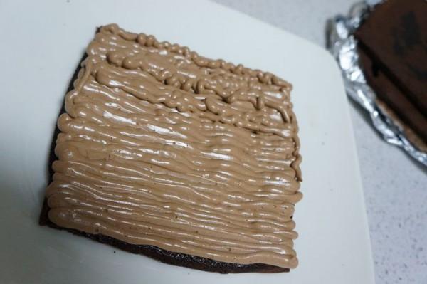 布朗尼蛋糕怎么煸