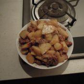 羊肉燒土豆
