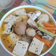 泡菜豆腐鮮蔬鍋