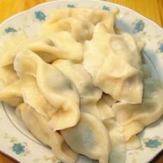 蔥香豬肉水餃