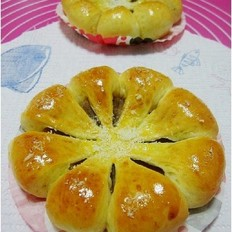 椰丝莲蓉面包