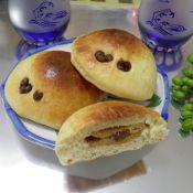 南瓜紫薯切饃