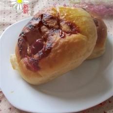 火腿腸面包