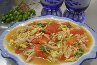 南瓜红枣瘦身汤的做法