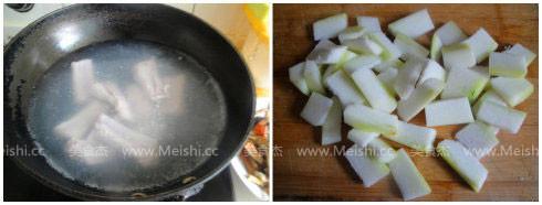 排骨冬瓜汤的做法图解