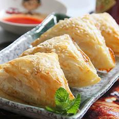 飞饼版咖喱角
