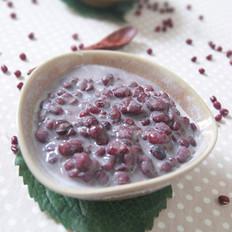 炼乳蜜红豆