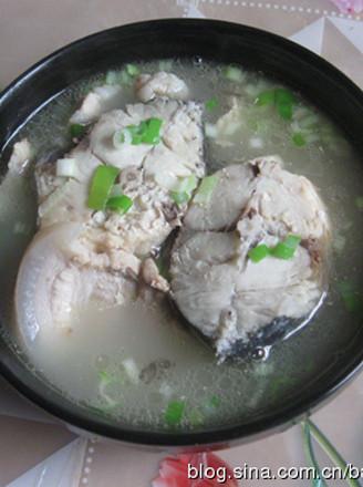 清炖鲅鱼的做法
