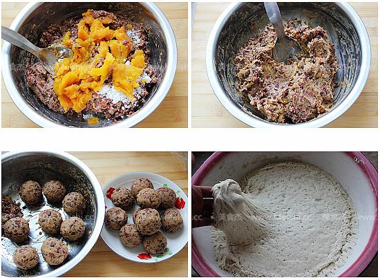 胶东传统豆饽饽的简单做法