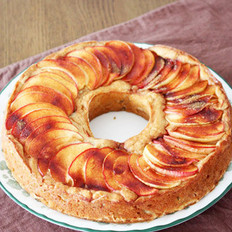 肉桂苹果蛋糕