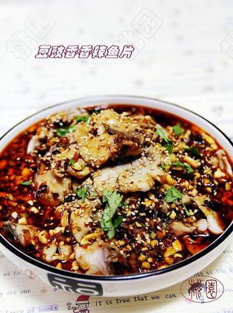 豆豉香拌辣鱼片的做法
