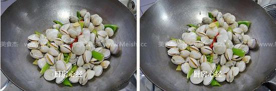 炒蛤蜊怎么炒