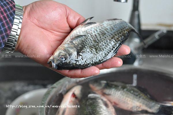 酥鱼的做法大全