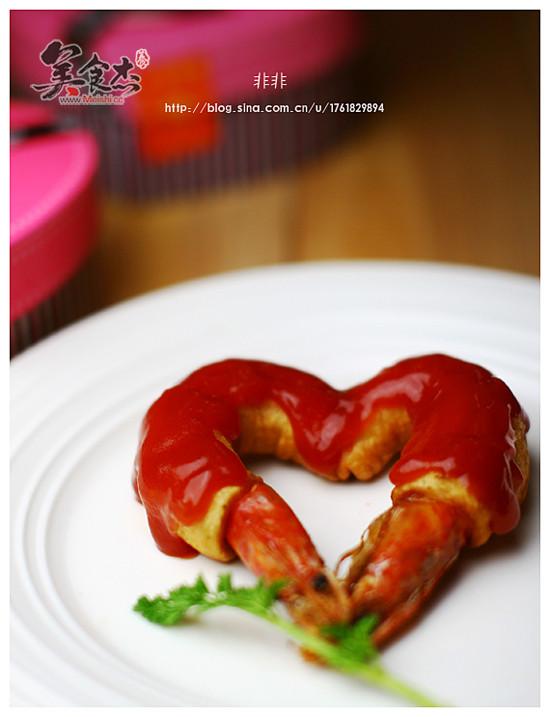 香芋大虾怎么吃