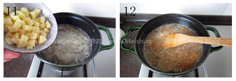 韩式大酱汤怎么做