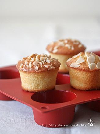 枫糖杏仁蛋糕的做法