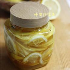 蜂蜜柠檬茶的做法大全