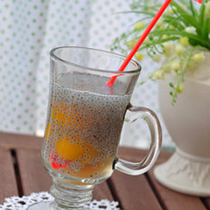 枇杷兰香子冻饮