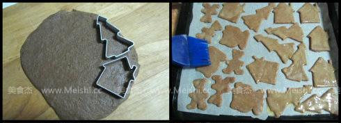 圣诞姜饼的家常做法