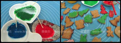 圣诞姜饼怎么吃