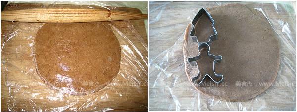 姜饼人饼干的家常做法