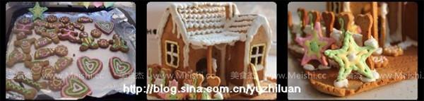 圣诞节姜饼屋怎么煸
