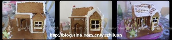 圣诞节姜饼屋怎么炖