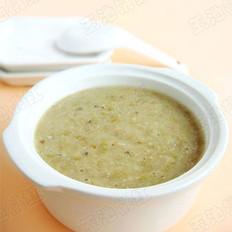 绿豆薏仁粥
