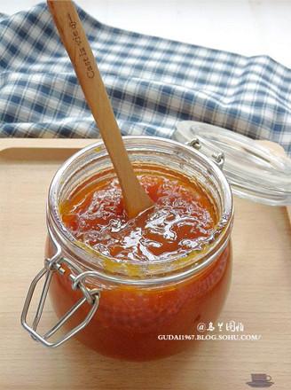 杏肉果酱的做法