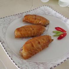 蒜香鲍鱼汁烤鸡翅