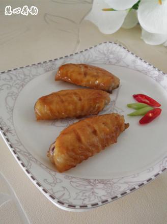 蒜香鮑魚汁烤雞翅的做法
