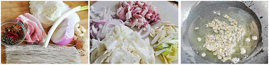 砂锅白菜炖粉条的做法大全