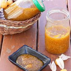 菇茑果酱的做法