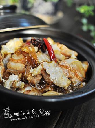 砂锅白菜炖粉条的做法