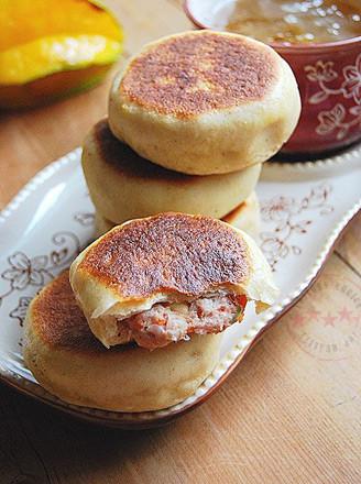 萝卜丝猪肉馅饼的做法
