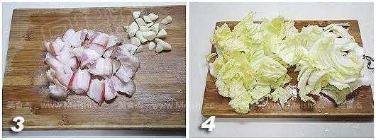 砂锅娃娃菜的做法图解