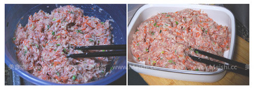 萝卜丝猪肉馅饼的家常做法